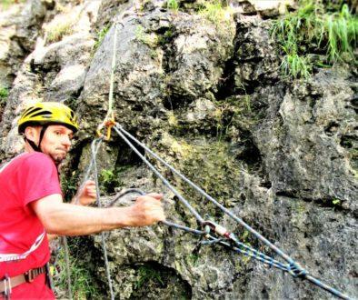 Seil- Bergetechnikkurs